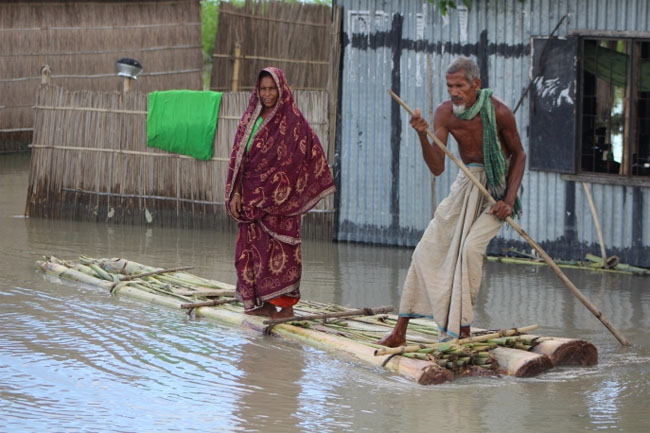 Climate disasters threaten Bangladesh's social gains ...