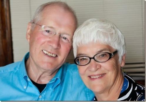 Ernie Tate and Jess Mackenzie. Photo by David Carrington.