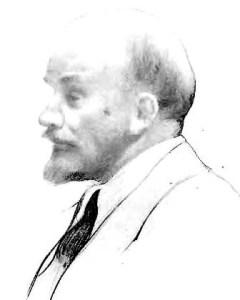 Vladimir Ilyich Ulyanov (Lenin)