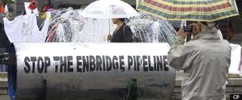 Stop Enbridge-pipeline