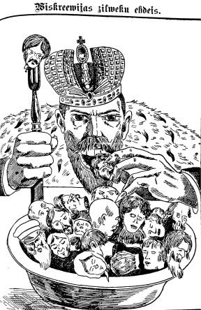 1906 latv anti-Tsar