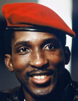 Thomas Sankara (1949-1987) - Textos políticos, videos, y demás información de su vida y obra Sankara-face
